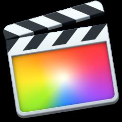 Apple Final Cut Pro Logo