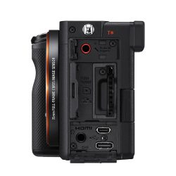 Sony a7C Interface Ports