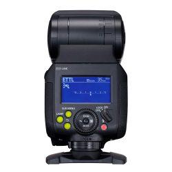 Canon EL-1 Speedlight back
