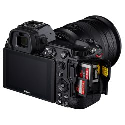 Nikon Z 6 II Dual Card Slots