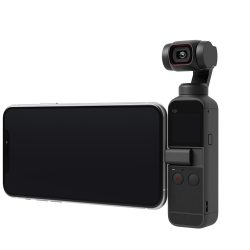 Pocket 2 with smartphone