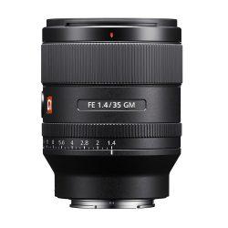 Sony FE 35mm GMaster Lens