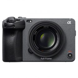 Sony FX3 Front with lens
