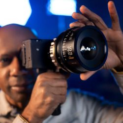 Sigma fp L as director viewfinder