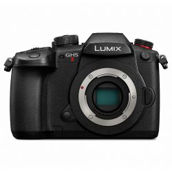 Lumix GH5 Mark II Front