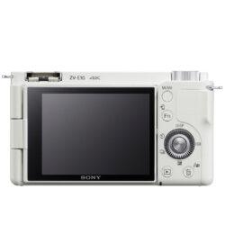 Sony alpha ZV-E10 Back