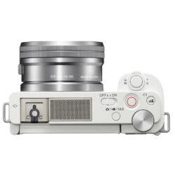 Sony alpha ZV-E10 Top