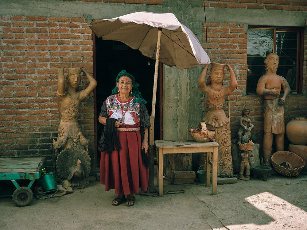 Elinchrom ONE - Brenda-Bazan Oaxaca 8 Sample Image