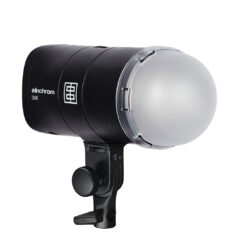 Elinchrom One Light with Diffusion Dome