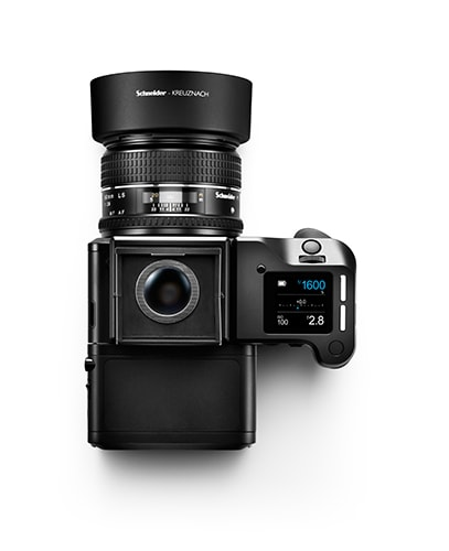 Phase One buys Mamiya