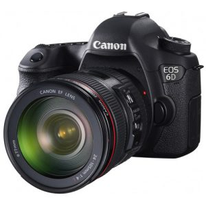 Canon Travel Contest Canon 6D with 24-105mm f4L IS USM lens