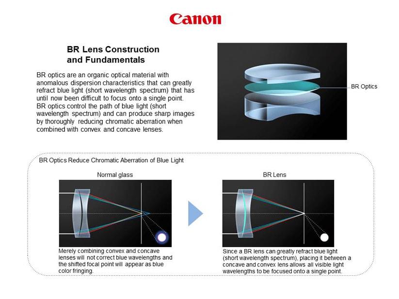 Canon EF 35mm Prime Lens