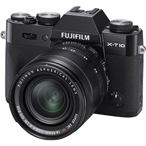 World Travel Contest - Fuji X-T10 with lens kit