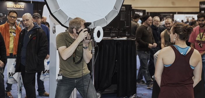 Michael Clark Shooting Demonstration