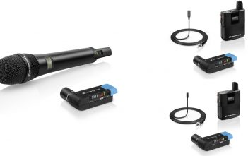 Sennheiser AVX wireless sound capture System