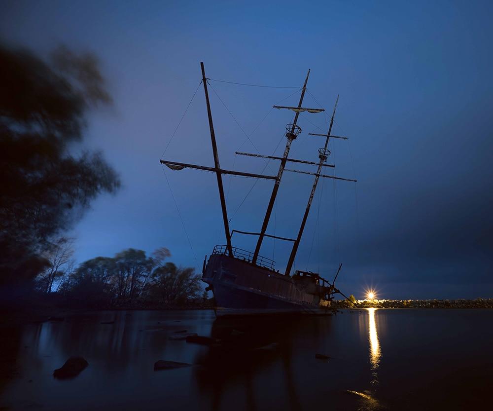 Pamela Julian Ship to Nowhere
