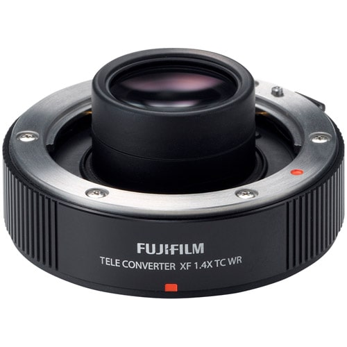 fujifilm XF 1.4X Teleconverter WR Lens