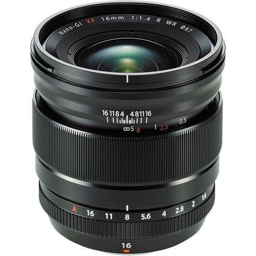 fujifilm XF 16mm WR