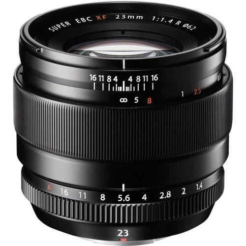 fujifilm XF 23mm Lens