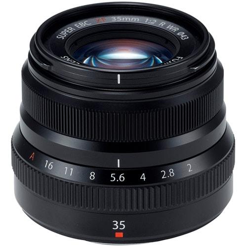 fujifilm XF 35mm Lens