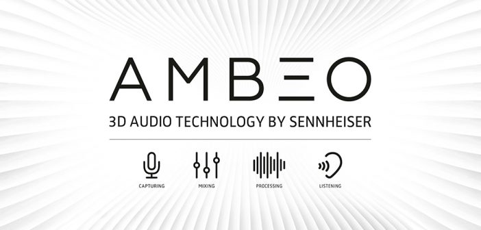 Sennheiser AMBEO for MKE 440